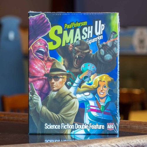 Smash Up - Science Fiction Double Feature