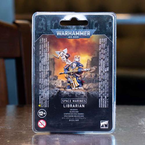 Warhammer 40K - Librarian