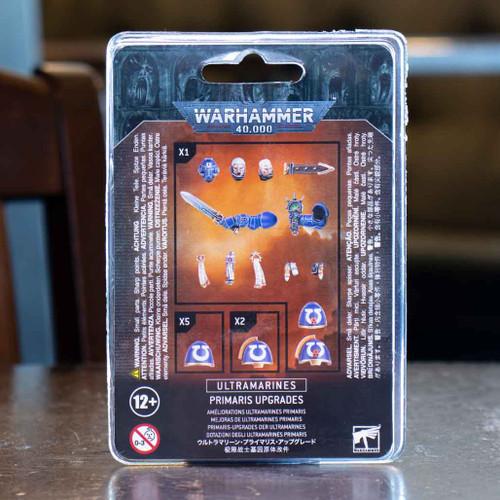 Warhammer 40K - Ultramarines Primaris Upgrades