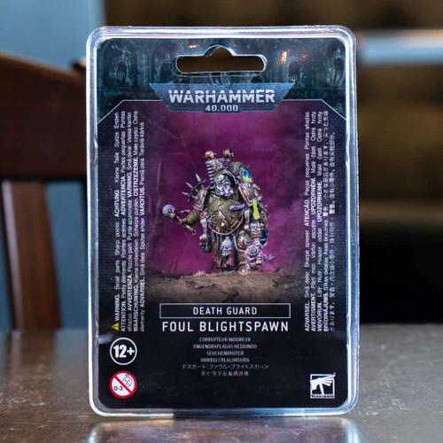Warhammer 40K - Foul Blightspawn