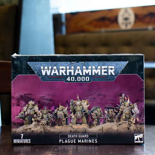Warhammer 40K - Plague Marines