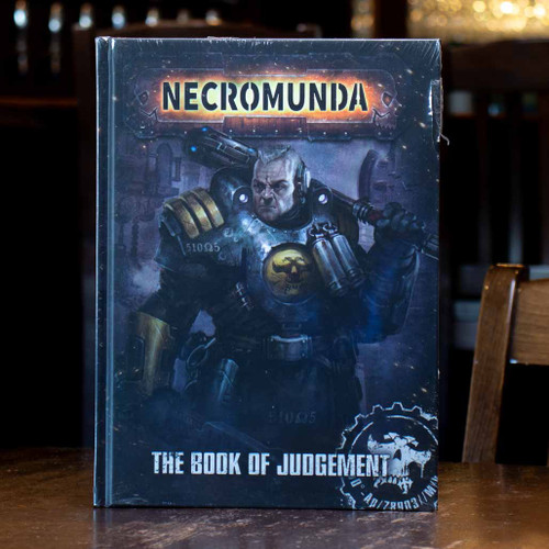 Necromunda - The Book of Judgment