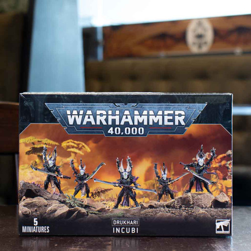 Warhammer 40K - Incubi