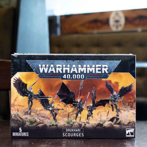 Warhammer 40K - Scourges