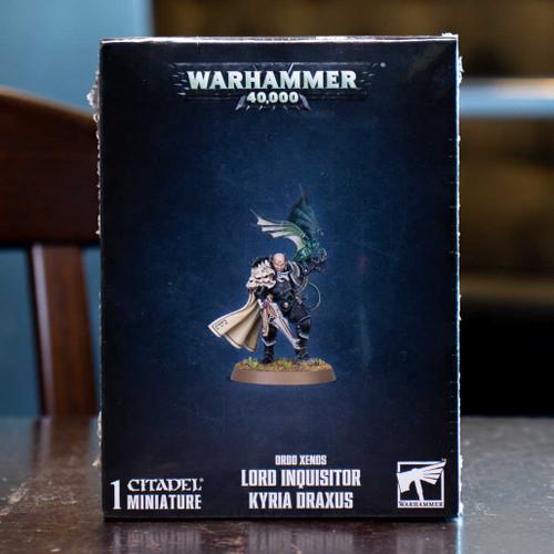 Warhammer 40K - Lord Inquisitor Kyria Draxus