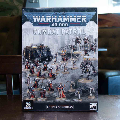 Warhammer 40K - Combat Patrol: Adepta Sororitas