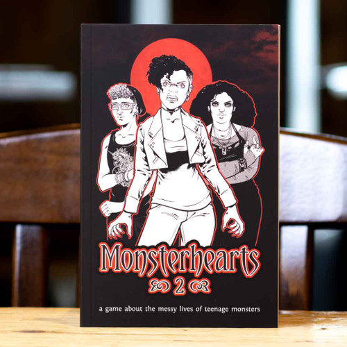 Monsterhearts 2 (Softcover)