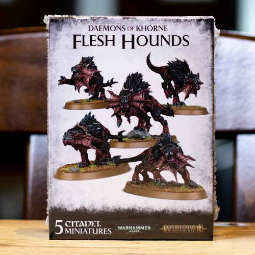 Warhammer 40K/AoS - Flesh Hounds