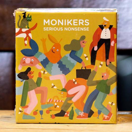 Monikers - Serious Nonsense (SUSD)