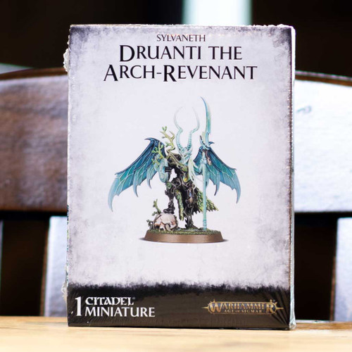 Warhammer AoS - Druanti the Arch-Revenant