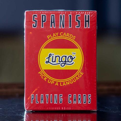 Spanish Lingo Playing Cards