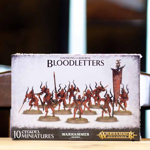 Warhammer 40K/AoS - Bloodletters