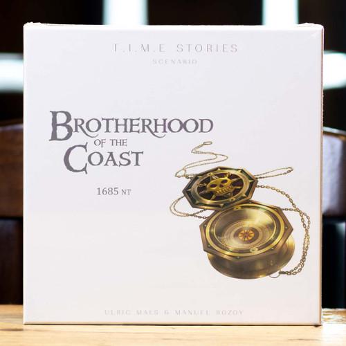 T.I.M.E. Stories - Brotherhood of the Coast