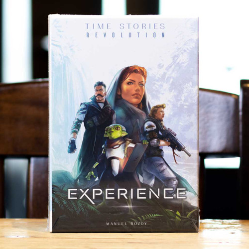 T.I.M.E. Stories Revolution - Experience