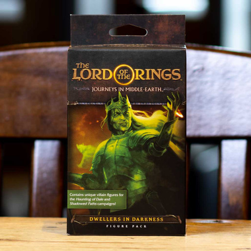 The Lord of the Rings: Journeys in Middle-earth - Dwellers in Darkness