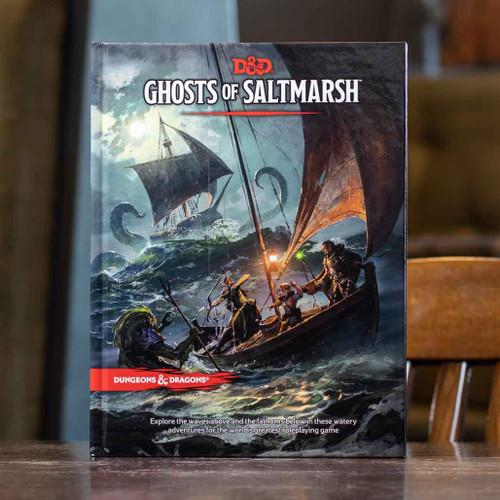 Dungeons & Dragons - Ghosts of Saltmarsh
