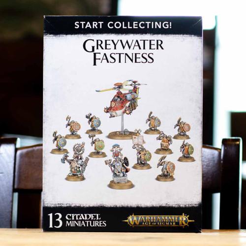 Warhammer AoS - Start Collecting! Greywater Fastness