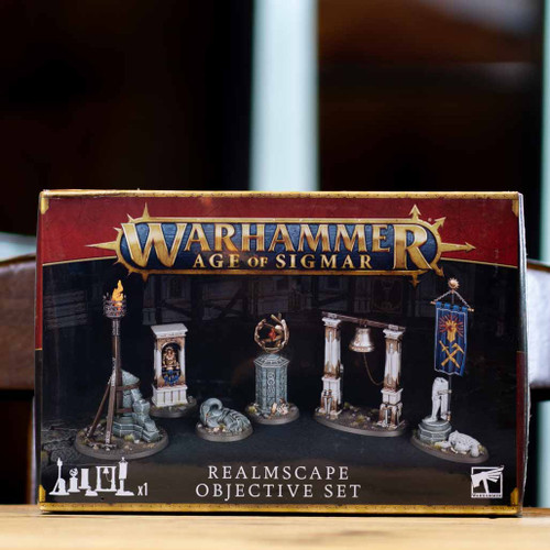 Warhammer AoS - Realmscape Objective Set