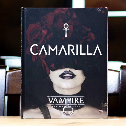 Vampire: The Masquerade - Camarilla Sourcebook