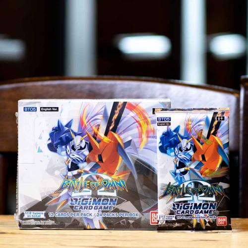 Digimon TCG - Battle of Omni