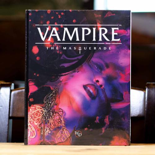 Vampire: The Masquerade (Fifth Edition) - Core Rulebook