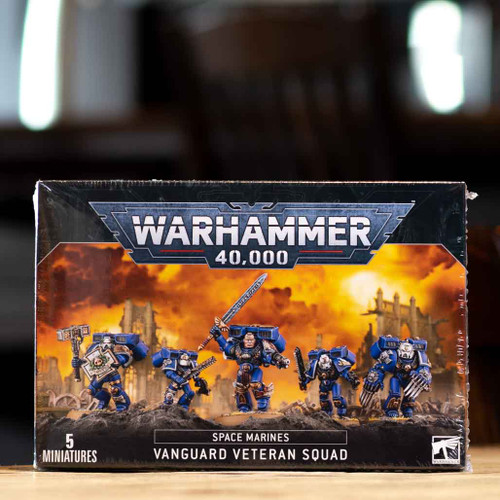 Warhammer 40K - Vanguard Veteran Squad