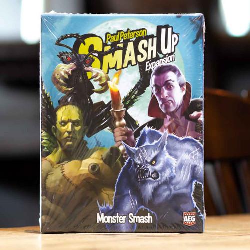 Smash Up - Monster Smash