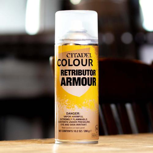 Citadel Spray: Retributor Armour