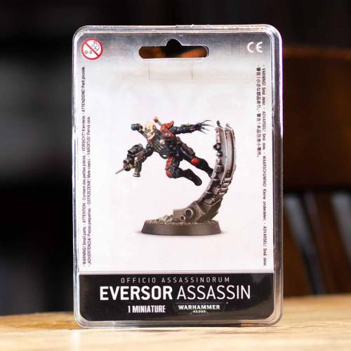 Warhammer 40K - Eversor Assassin