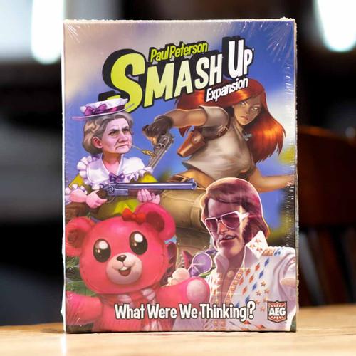 Smash Up - What Were We Thinking?