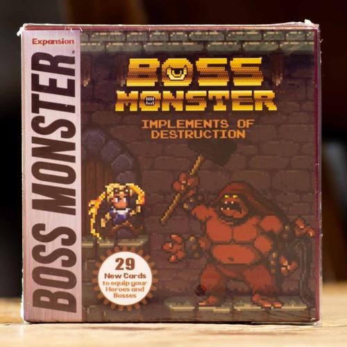 Boss Monster - Implements of Destruction