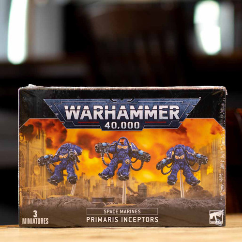 Warhammer 40K - Primaris Inceptors