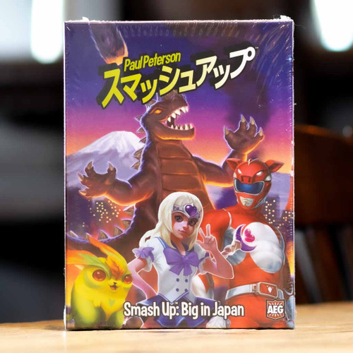 Smash Up - Big In Japan