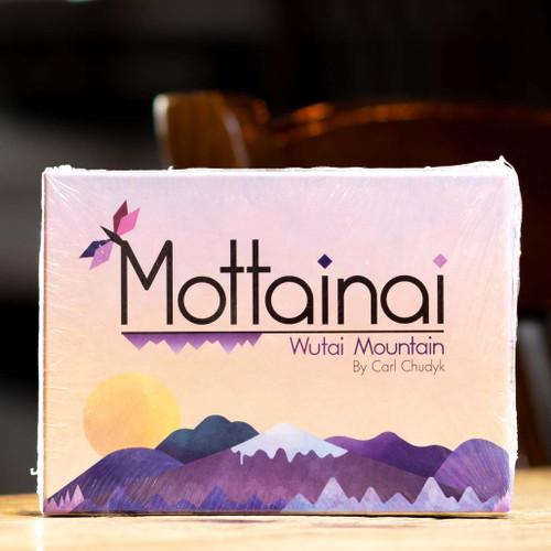 Mottainai - Wutai Mountain
