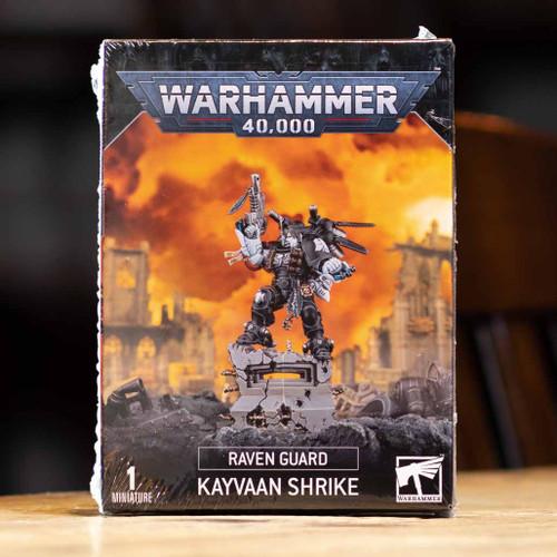 Warhammer 40K - Kayvaan Shrike