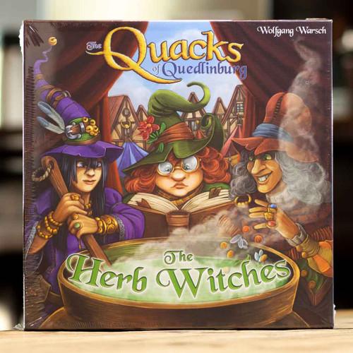 The Quacks of Quedlinburg - Herb Witches