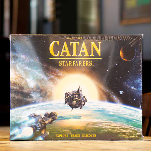 Catan: Starfarers (Second Edition)
