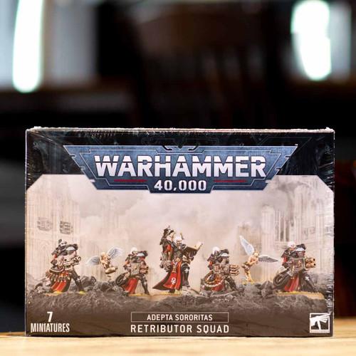 Warhammer 40K - Retributor Squad
