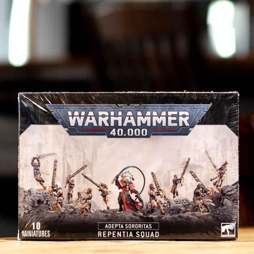 Warhammer 40K - Repentia Squad