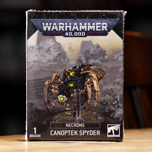 Warhammer 40K - Canoptek Spyder