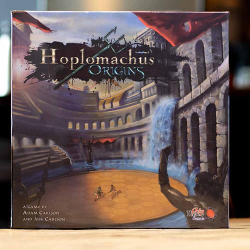 Hoplomachus: Origins