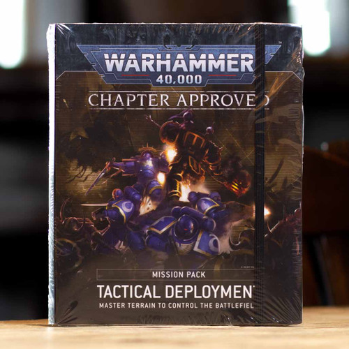 Warhammer 40K - Chapter Approved Mission Pack: Tactical Deployment