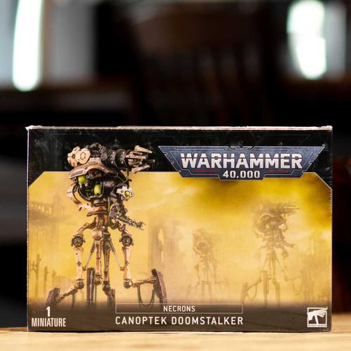 Warhammer 40K - Canoptek Doomstalker