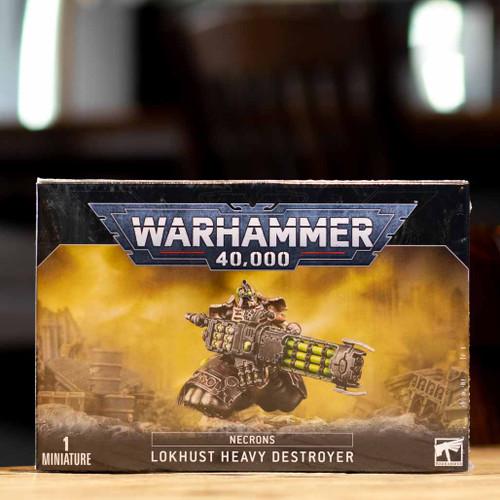 Warhammer 40K - Lokhust Heavy Destroyer