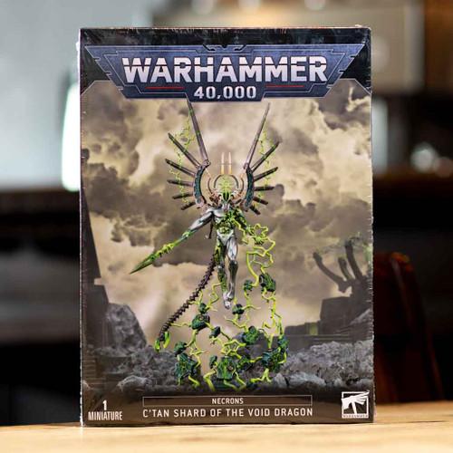 Warhammer 40K - C'tan Shard of the Void Dragon