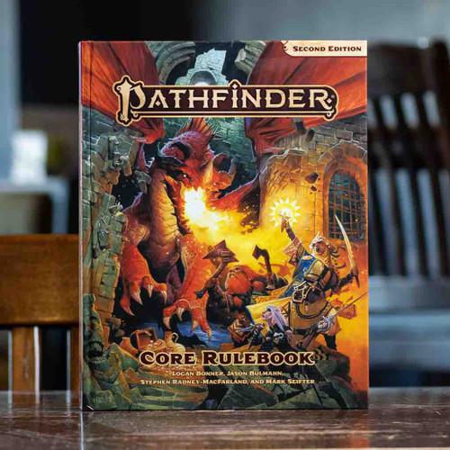 Pathfinder (Second Edition) - Core Rulebook