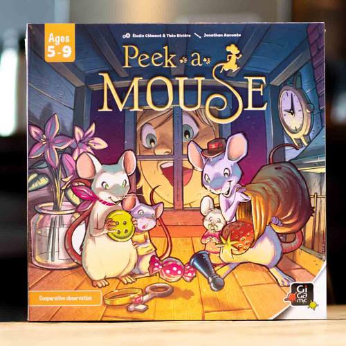 Peek-a-Mouse