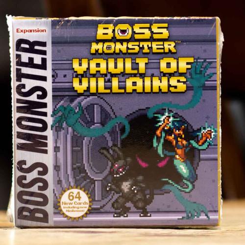Boss Monster - Vault of Villains
