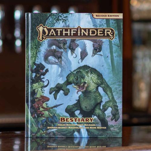 Pathfinder (Second Edition) -  Bestiary