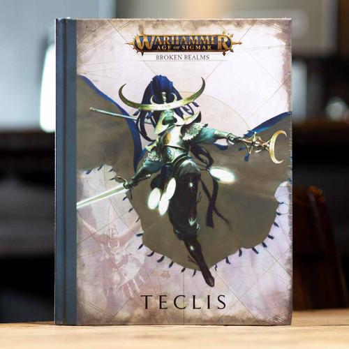 Warhammer AoS - Broken Realms: Teclis